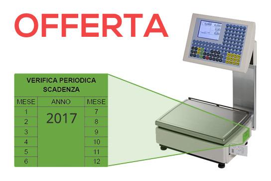 Bollino di Verifica Metrica CCIAA Camera di Commercio e Laboratori