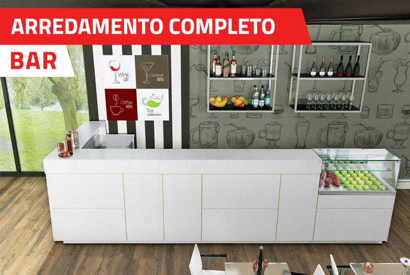 Offerta Arredamento Completo: Bar - Pimpinella Arredamenti Negozi