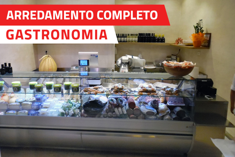 Offerta Arredamento Completo: Gastronomia - Pimpinella Arredamenti ...