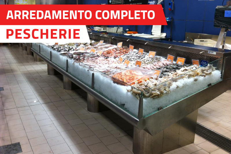 Offerta arredamento completo pescherie pimpinella for Arredamento completo