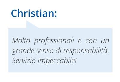 Recensione di Christian