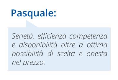 Recensione di Pasquale